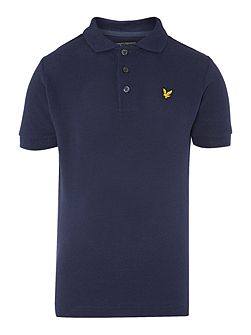 Lyle and Scott Boys Classic Small Logo Short