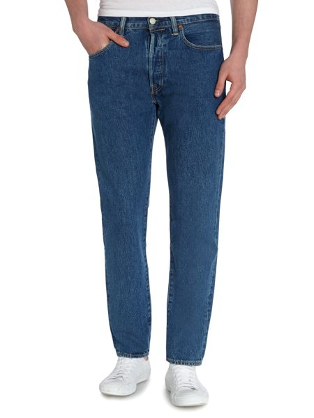 Levi's 501® Customized And Tapered Jean In Tonopah Wash