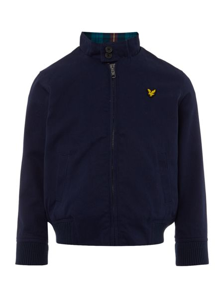Lyle and Scott Boys Classic Harrington Jacket