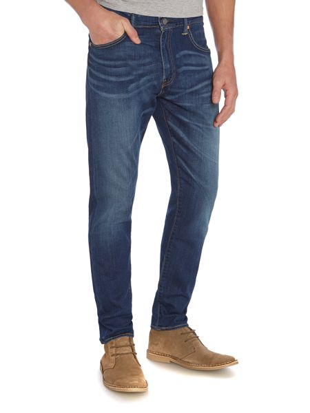 Levi's 520 Extreme Taper Jean In Valley Ford Wash