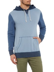 Lightweight Colour Block Hoodie