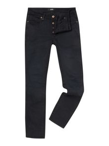 Hell Skinny Fit Jean In Night Stone Wash