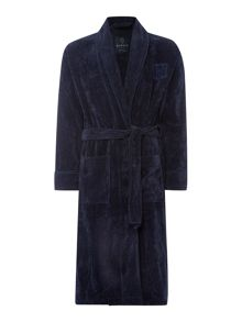 Plain Towelling Robe