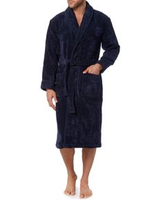 Howick Plain Towelling Robe