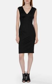 Karen Millen Structured pencil dress