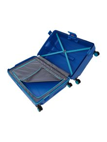 Lock`N`Roll sky blue 4 wheel hard medium spinner