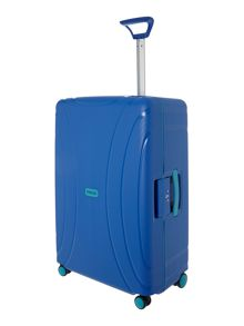 American Tourister Lock`N`Roll sky blue 4 wheel hard large spinner
