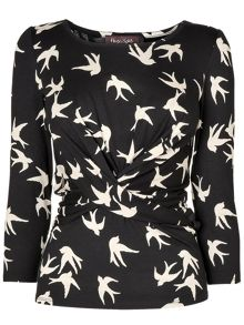 Billie bird top