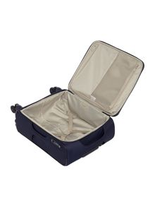 Samsonite B-Lite 3 dark blue 8 wheel cabin 55cm spinner