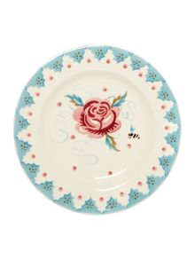 Emma Bridgewater Rose & Bee 6 1/2 Plate