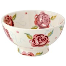Emma Bridgewater Rose & Bee French Bowl