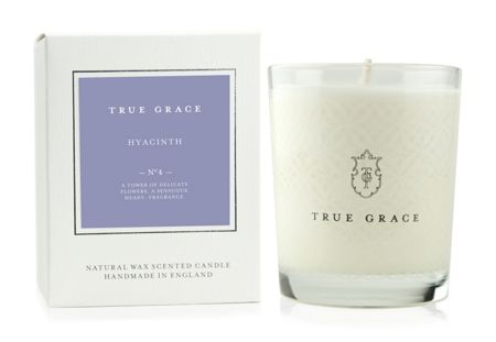 True Grace Village Hyacinth Classic Candle