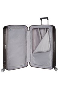 Samsonite Neo pulse metallic black 4 wheel 81cm extra large