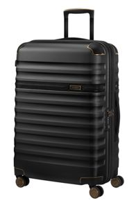 Samsonite Splendor black 8 wheel 75cm large suitcase
