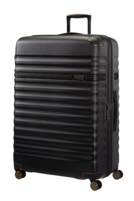 Samsonite Splendor black 8 wheel 81cm extra large suitcase