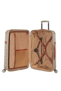 Splendor ivory 4 wheel cabin suitcase