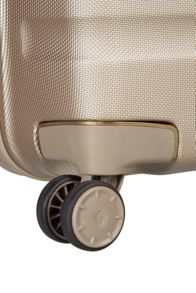 Samsonite Splendor ivory 4 wheel 75cm spinner