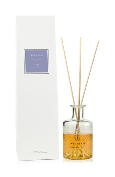 True Grace Village Hyacinth Reed Diffuser
