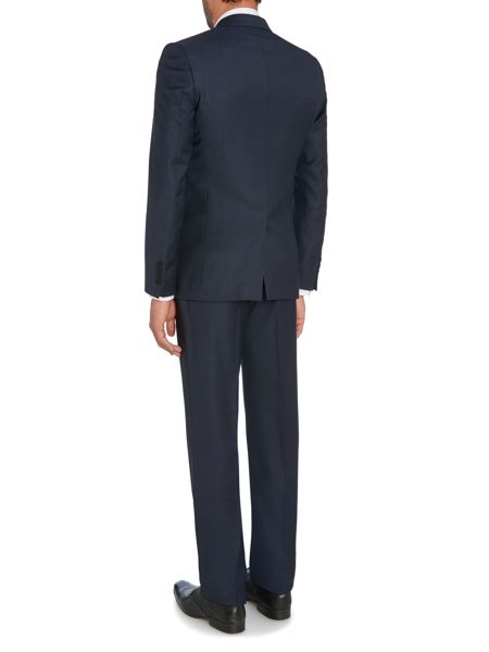 Paul Smith London The Byard Pindot Slim Fit Two-Piece Suit