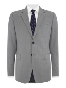 The Byard Plain Wool Slim Fit Suit