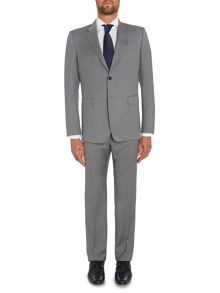 Paul Smith London The Byard Plain Wool Slim Fit Two-Piece Suit