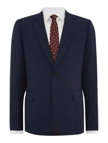 The Soho Check Slim Fit Two-Piece Suit