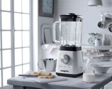 Le Blender White food processor