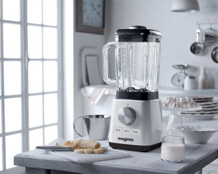 Magimix Le Blender White food processor