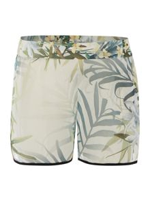 Twilight Floral Shorts