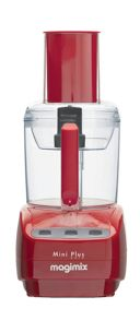 Magimix Mini Plus Red food processor