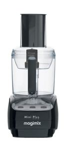 Mini Plus Black food processor