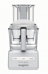 3200XL White food processor