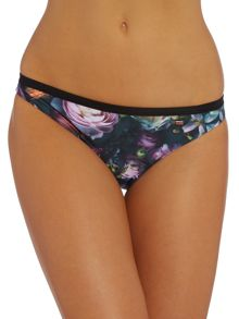 Ted Baker bm shadow floral bikini bottom