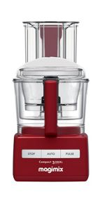 3200XL Red food processor