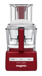 Magimix 3200XL Red food processor