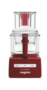 4200XL Red food processor