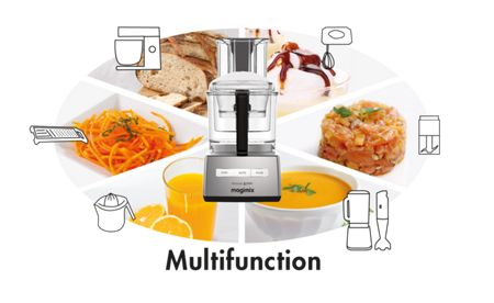 Magimix 5200XL Cream food processor