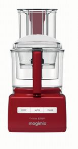 5200XL Red food processor
