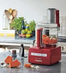 Magimix 5200XL Red food processor
