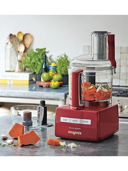 Magimix 5200XL Red food processor - House of Fraser