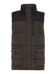 Army & Navy Gus Full Zip Gilet