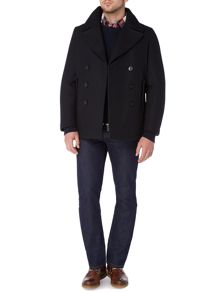 Army & Navy Milton Pea Coat