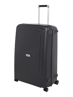 S-Cure deluxe black extra large case