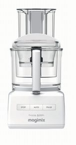 5200XL Premium white food processor
