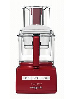 5200XL Premium red food processor