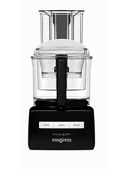 5200XL Premium black food processor