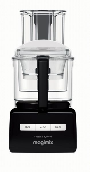Magimix 5200XL Premium black food processor