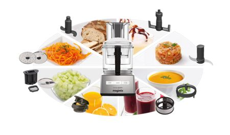 Magimix 5200XL Premium satin food processor