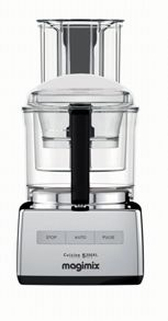 Magimix 5200XL Premium chrome food processor