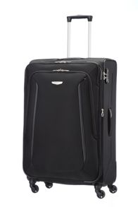 Samsonite Xblade 2.0 black 4 wheel 78cm spinner